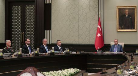 Dewan Keamanan Turki Kaji Operasi Militer di Suriah