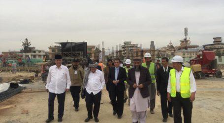 Pembangunan Klinik Indonesia Islamic Center di Afghanistan Selesai Agustus