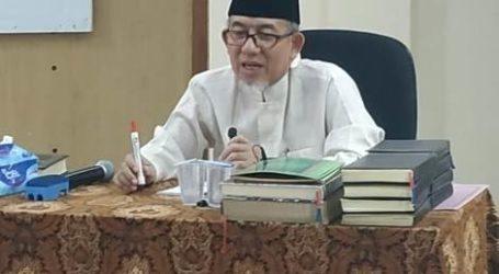 Imaamul Muslimin Yakhsyallah Mansur Tetapkan 1 Dzulhijjah 1441 Rabu