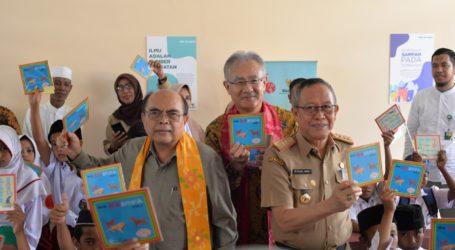 Komite 60 Tahun Jepang-Indonesia Gandeng Baznas Bangun Sekolah di Sulteng