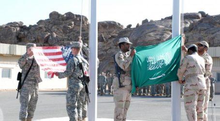 Angkatan Darat AS Tempatkan Pasukan di Saudi