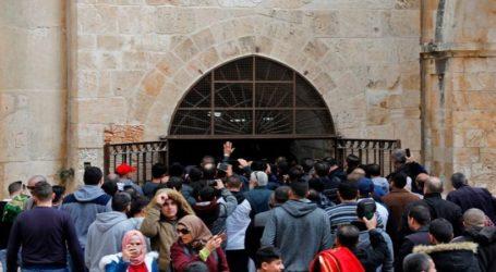 Yordania Bantah Perjanjian Tutup Pintu Aqsha