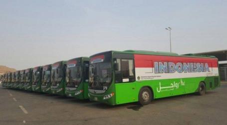 Bus Shalawat untuk Jamaah Haji Indonesia