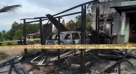 Polisi Akan Usut Tuntas Kasus Terbakarnya Rumah Wartawan Aceh