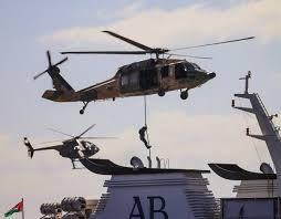Yordania-UEA Latihan Militer Bersama