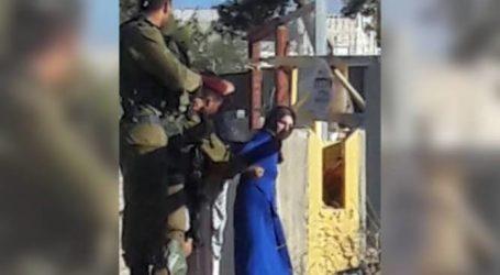 Israel Tangkap Gadis Palestina di Pos Pemeriksaan