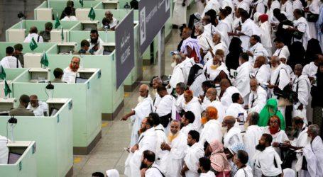Jamaah Puji Prosedur Imigrasi Saudi