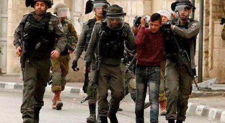 Israel Lakukan Operasi Penangkapan Besar-besaran di Tepi Barat