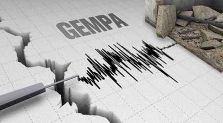 Ada 93 Kali Gempa Susulan di Maluku Utara