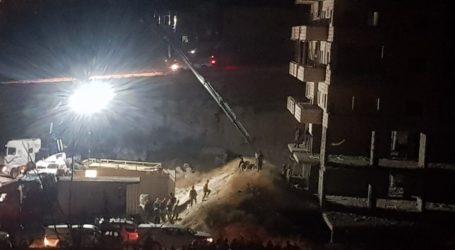 Israel Robohkan 100 Apartemen Palestina dan Evakuasi Paksa Penghuninya