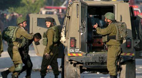 Israel Tangkap 16 Warga Palestina Termasuk Wakil Dewan Legislatif