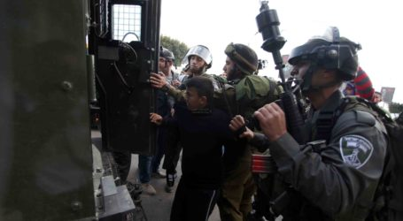 Tahanan Anak Palestina Ceritakan Kebiadaban Tentara Israel