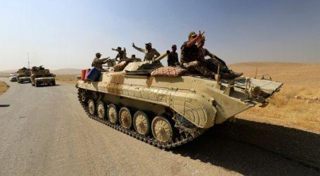 Buru ISIS, Irak Lancarkan Operasi di Perbatasan Suriah