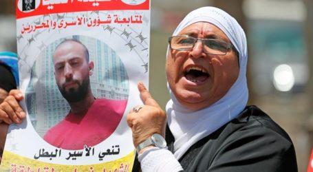 Akibat Penyiksaan Tahanan Palestina Meninggal di Penjara Israel