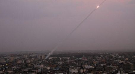 Hamas Tembakkan Lebih 10 Rudal Uji Coba ke Arah Laut