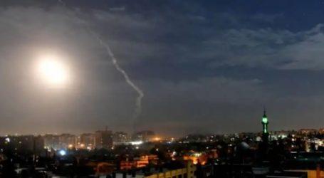 Israel Lakukan Serangan Udara ke Pedesaan Suriah