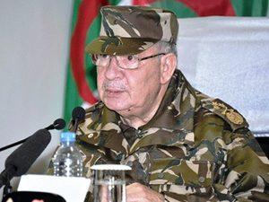 Panglima Militer Aljazair Tolak Dialog