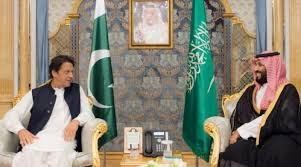 Pakistan-Saudi Bahas Kashmir