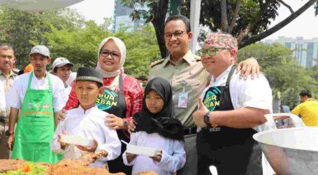 Jakarta Rayakan Idul Adha dengan Dapur Qurban 2019