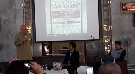 "Radio Silaturahim Bedah Buku ""Asasin"" di Masjid UI"