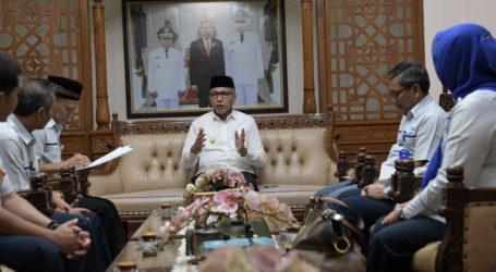 Pemerintah Aceh Dukung Bulog jadi Penyedia BPNT