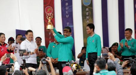 Olimpiade Olahraga Siswa Nasional di Banda Aceh Dibuka