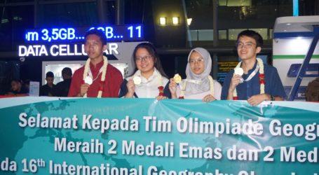 Indonesia Juara Umum Olimpiade Geografi Internasional 2019