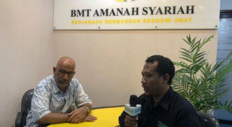 Ichsan Thalib: BMT Amanah Syariah Harus Jaga Kepercayaan Umat