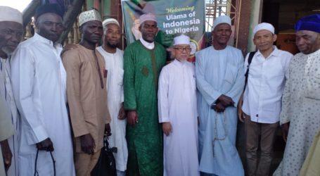 Imaam Yakhsyallah Safari Dakwah ke Nigeria