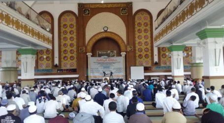 Jama'ah Muslimin (Hizbullah) Jabodetabek Gelar Tabligh Akbar di Az-Zikra Sentul
