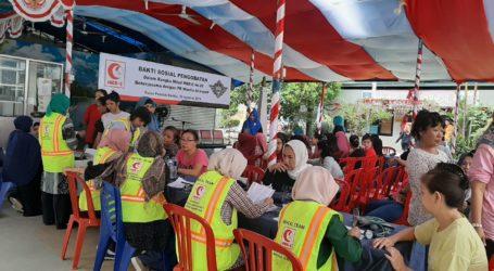 Milad MER-C ke 20, Bakti Sosial Pengobatan di Rutan Pondok Bambu