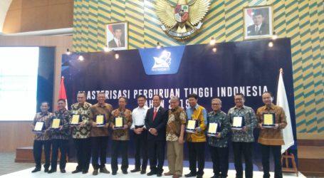 Menristekdikti Umumkan Ranking Perguruan Tinggi Indonesia 2019