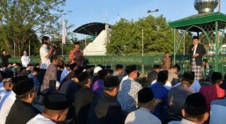 Jusuf Kalla: Maknai Idul Adha dengan Kesabaran dan Keikhlasan