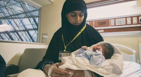Sebanyak Delapan Bayi Lahir Saat Ibadah Haji