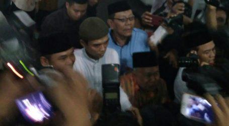 Ustad Abdul Somad Silahturahmi ke MUI