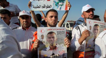 Tenaga Medis di Gaza Perlu Keajaiban (Oleh: Hamza Abu Eltarabesh, Gaza)