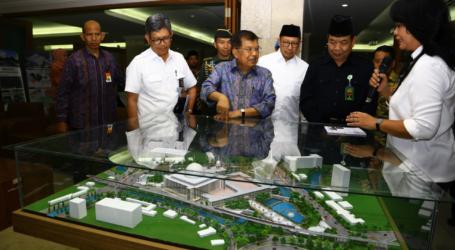 JK: Renovasi Masjid Istiqlal Perhatikan Kebutuhan Disabilitas