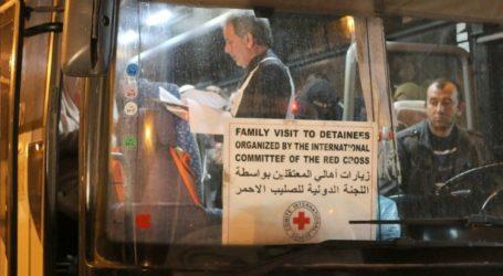 Palang Merah: Sudah 206 Tahanan Palestina Tewas di Penjara Israel