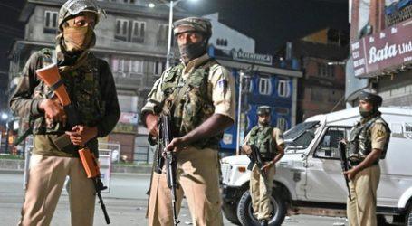 Sebagian Kashmir di Bawah Kuncian Pasukan India