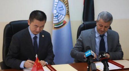 Hampir 20.000 Anak Palestina Akan Terima Tas Sekolah Bantuan China