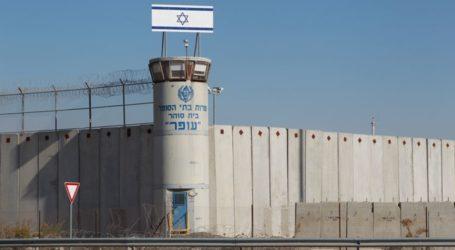 Tahanan Palestina di Penjara Israel Protes Kegagalan IPS Tes COVID-19