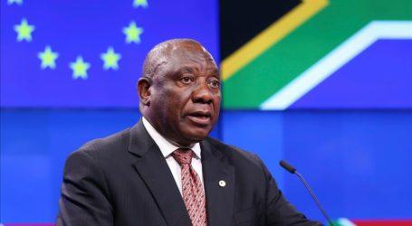 Presiden Afrika Selatan Diundang ke KTT G7