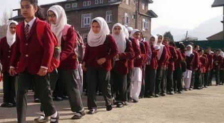 Sekolah dan Kantor Pemerintah Jammu dan Kashmir Kembali Buka