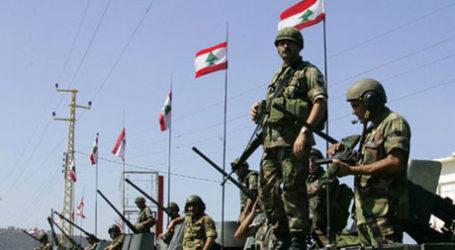 Tentara Lebanon Tembak Drone Israel di Atas Kota Perbatasan