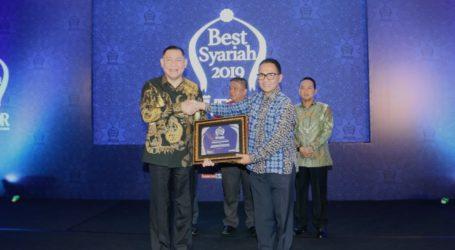 BNI Syariah Raih Predikat The Best Syariah Bank