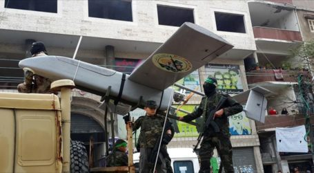 Israel: Dua Drone Asal Gaza Melintasi Perbatasan Israel