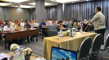 BPBD Se-Aceh Bahas Isu PemulihanEkonomiPascabencana