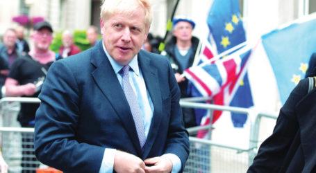 PM Inggris Boris Johnson Beri Pesan Idul Adha