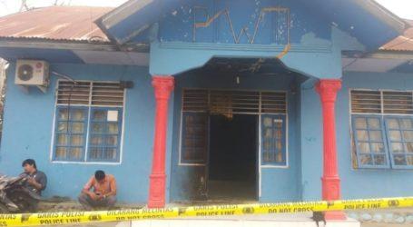 Kapolri Didesak Usut Insiden Dugaan Pembakaran Rumah Wartawan di Aceh