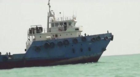 Iran Tahan Kapal Tanker Irak
